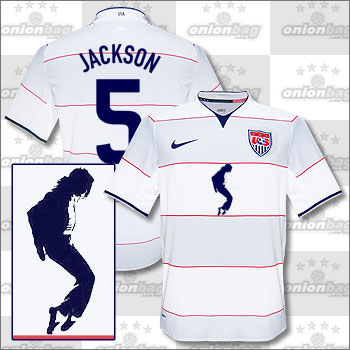 08/09 USA Home + Jackson Tribute