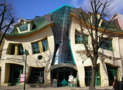 The 4,000 square meter house is located in Rezydent shopping center in Sopot, Poland