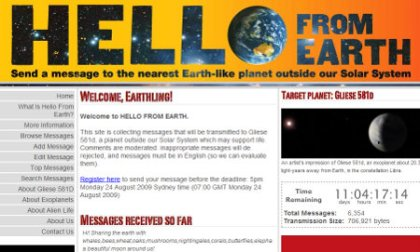 hello-from-earth