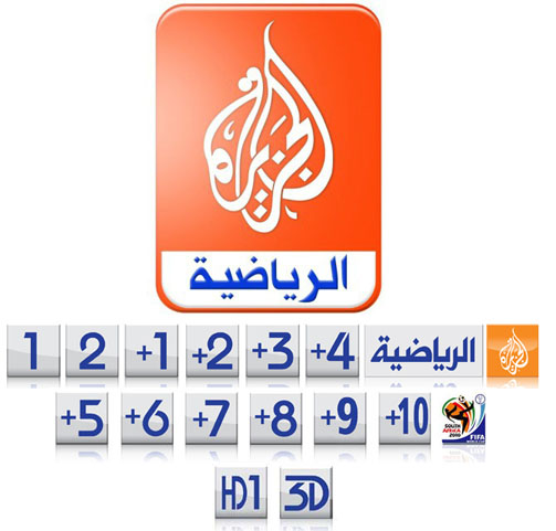 Al-Jazeera Sport has launched new channels in ArabSat, NileSat ...
